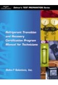Refrigerant Transition & Recovery Certification Program Manual for Technicians