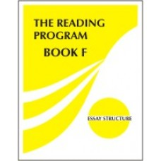 The Reading Program Book F: Essay Structure