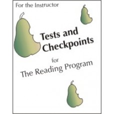 Tests and Checkpoints for the Reading Program