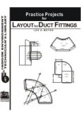 Practice Projects for Layout for Duct Fittings (downloadable)