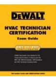 DeWalt® HVAC Technician Certification Exam Guide