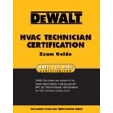 DeWalt® HVAC Technician Certification Exam Guide