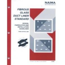 Fibrous Glass Duct Liner Standard AH124