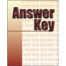 Sheet Metal Anwser Key