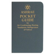 ASHRAE Pocket Guide for Air-Conditioning, Heating, Ventilation and Refrigeration (I-P)