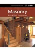 Residential Construction Academy: Masonry