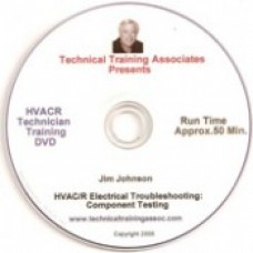 HVAC/R Electrical Troubleshooting: Component Testing