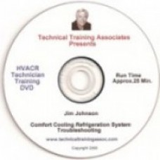 Comfort Cooling Refrigeration System Troubleshooting