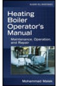 Heating Boiler Operator's Manual—Maintenance, Operaton, and Repair