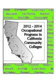 2012-2014 Occupational Programs in California Community Colleges
