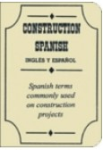 Construction Spanish