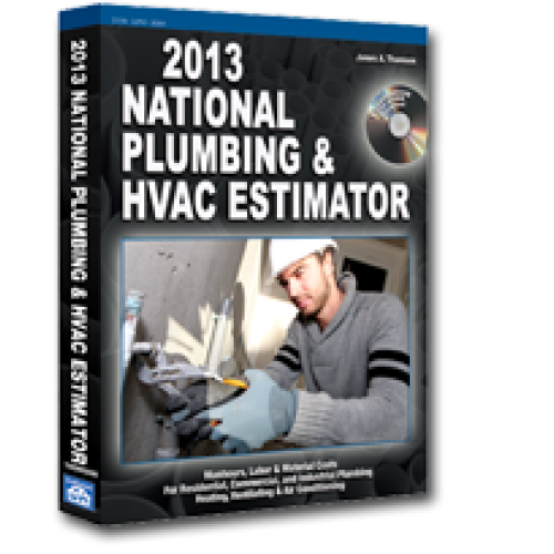 2015 national plumbing hvac estimator